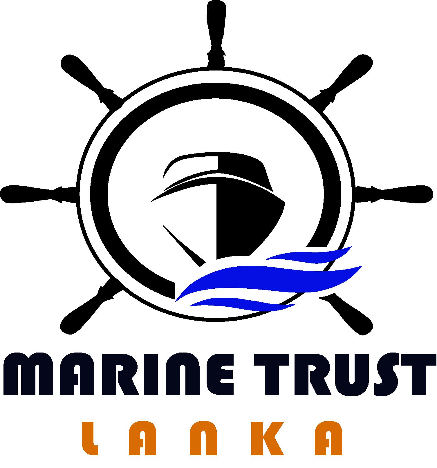 Marine trust lanka Logo